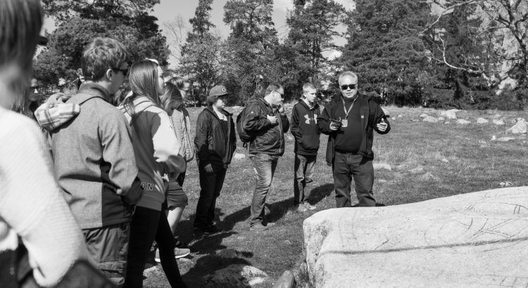 Guided tour Granbyhällen